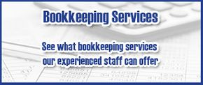 Bookkeeping services | Learn More